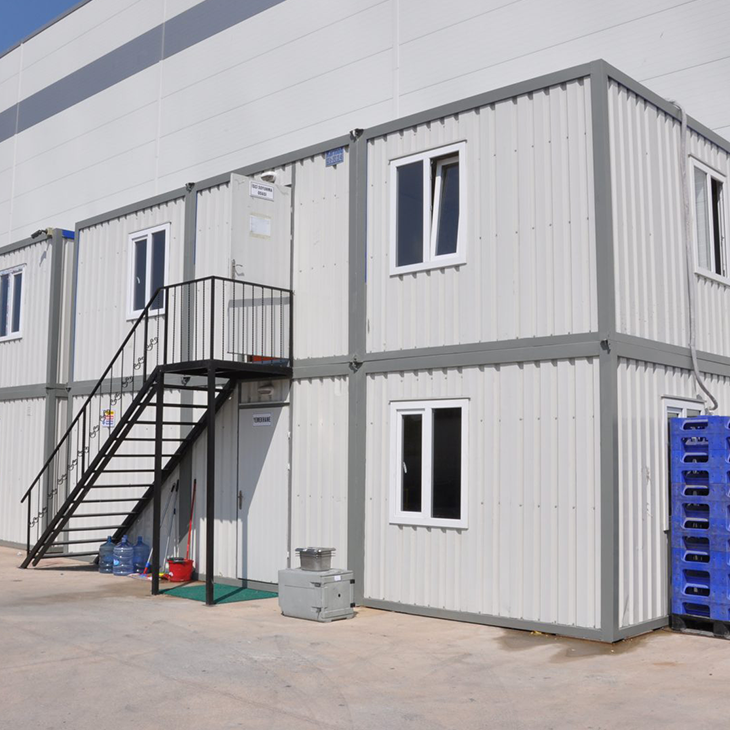 Benefits Of Portable Storage Containers At A Construction Site