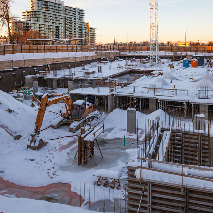 Why Construction Sites Require Professional Snow Removal Services