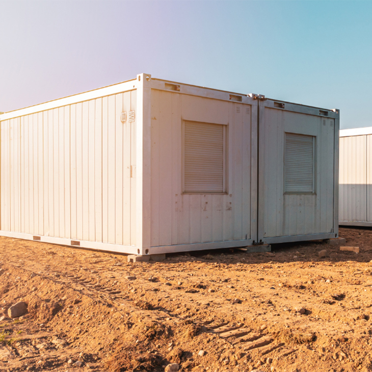 Benefits Of Construction Site Trailers