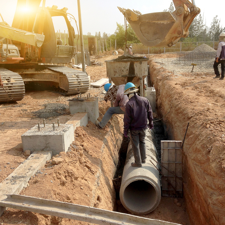 Top 6 Points To Consider When Hiring A Civil Drainage Contractor