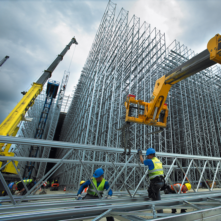 How Can Material Management Enhance On-Site Productivity?